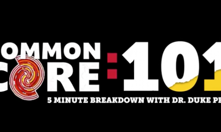 Common Core :101 (5 Minute Breakdown With Dr. Duke Pesta)