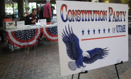 Constitution Party of Utah: State Convention 2017